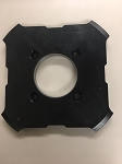 X458 Sprocket 4 Bolt Mount for Motor end Drive on over and under conveyor.