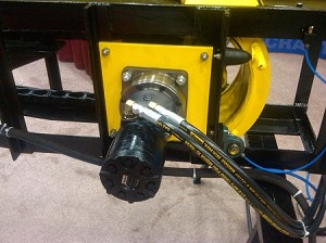 Heco Gearbox And Motor For Over & Under Conveyor