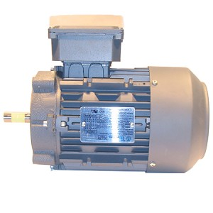 1 HP Motor For Gearbox 220-440 VOLT