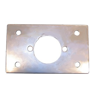 Motor Plate For Hydraulic Motor For Wheel Baster