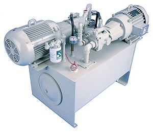 7.5 Twin Power Pack For Conveyor Up To 100' (9 GPM)