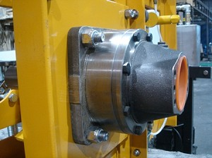 Hydraulic Motor For Conveyor Gearbox